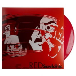 "Savlonic 'Red' Album (12"" Vinyl)"